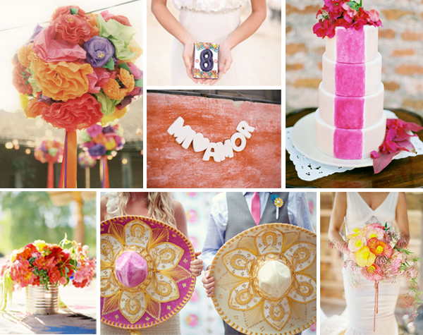 Lake Tahoe Wedding Inspiration | Cinco de Mayo | Lake Tahoe