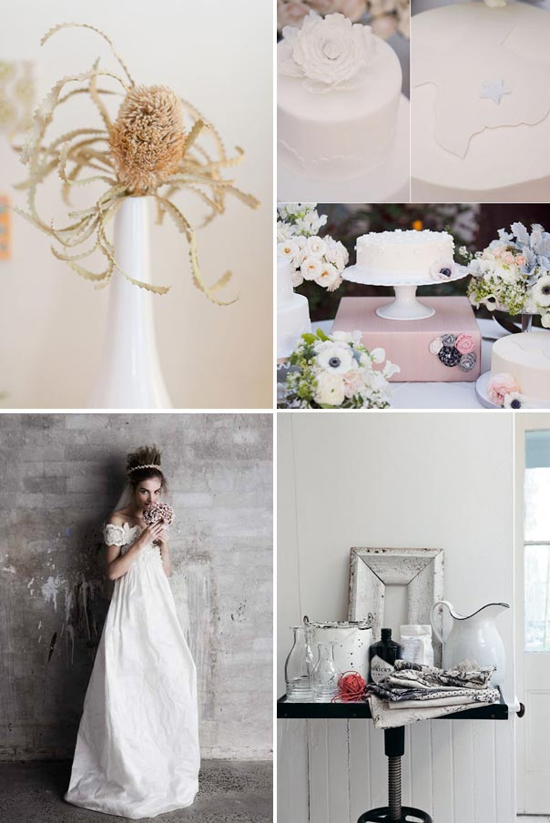 Shabby Chic inspiration with french elements