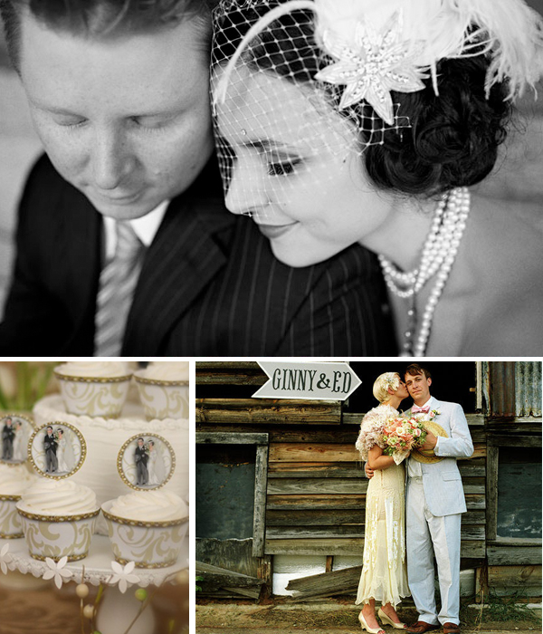 1920's Wedding Inspiration for Tahoe Unveiled