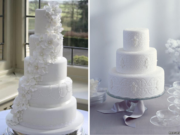 elegant all white wedding cakes lake tahoe wedding inspiration simply white 13954