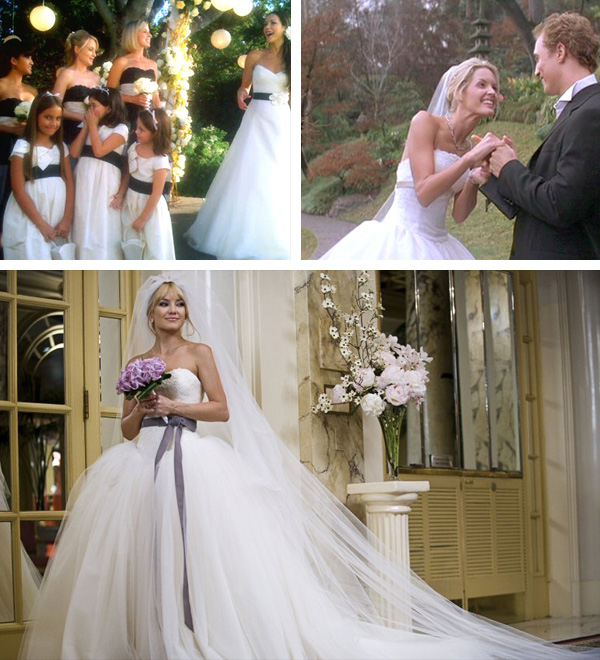 Wedding Dresses Onscreen Lake Tahoe Inspiration