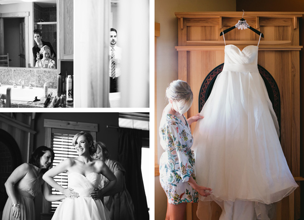Lake Tahoe Wedding | Jillian & Danny by Courtney Aaron Photography