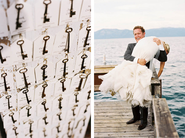 Lake Tahoe Wedding in Chinquapin | Cooper Carras Photography