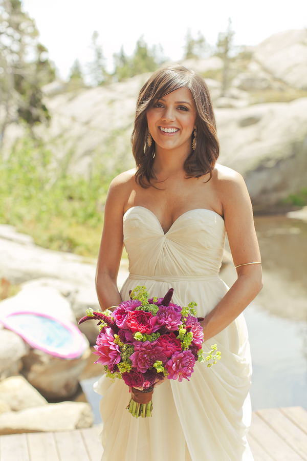 Lake Tahoe Wedding at The Hideout