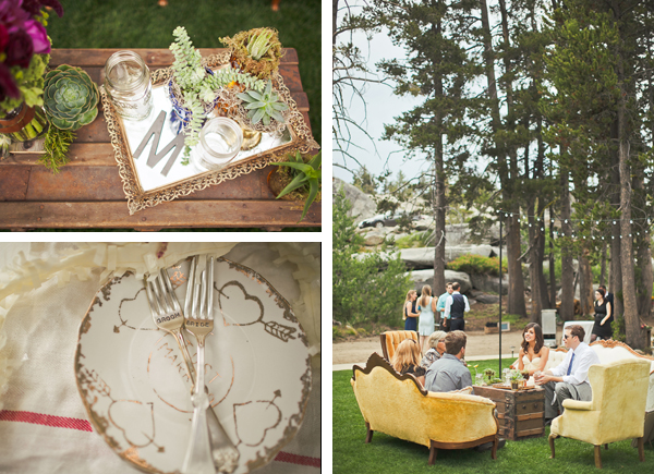 Lake Tahoe Wedding at The Hideout | Orange Turtle Photography