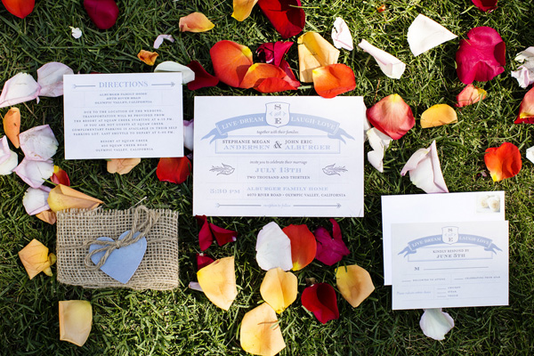 Lake Tahoe Wedding by Melina Wallisch Photography