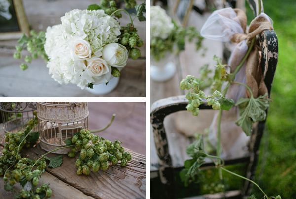 Lake Tahoe Wedding Decor