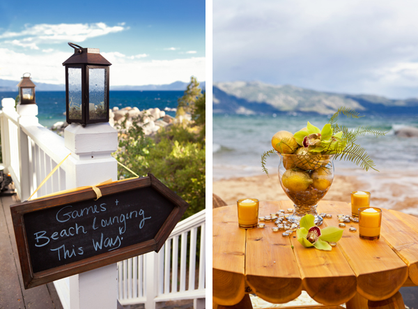 Lake Tahoe Wedding Ideas