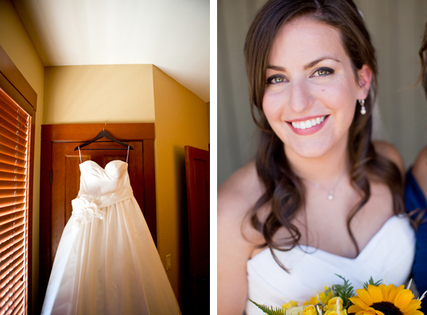 Lake Tahoe Wedding Bride