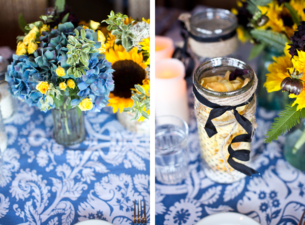 Wedding Inspiration Table Decor