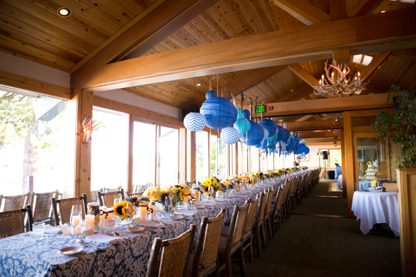 Lake Tahoe Reception