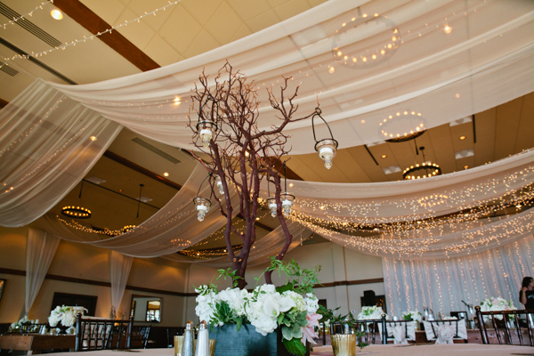 Hyatt Lake Tahoe Wedding Reception