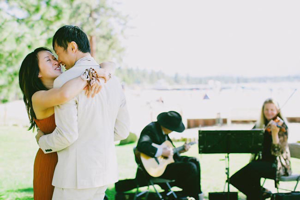 Vow Renewal At Basecamp Hotel In South Lake Tahoe