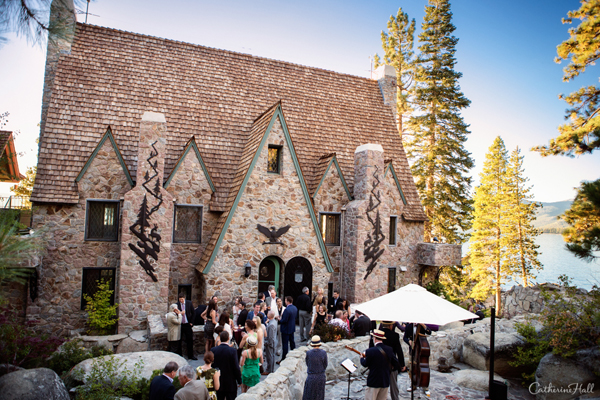 Lake Tahoe Wedding Welcome Party