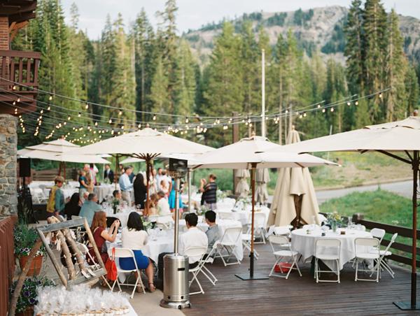Summer Ski Resort Wedding 40