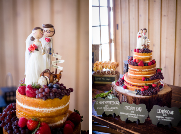 naked wedding cake tahoe