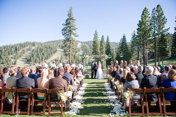 Tahoe Weddings | The Ritz Carlton Lake Tahoe Wedding Lake Tahoe