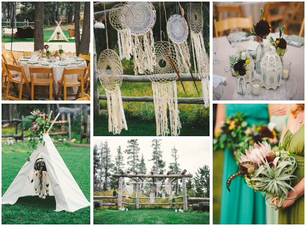 Tahoe Unveiled Top 5 Of 2014 Wedding Decor Lake Tahoe