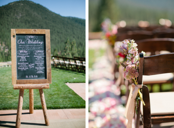 martis camp wedding