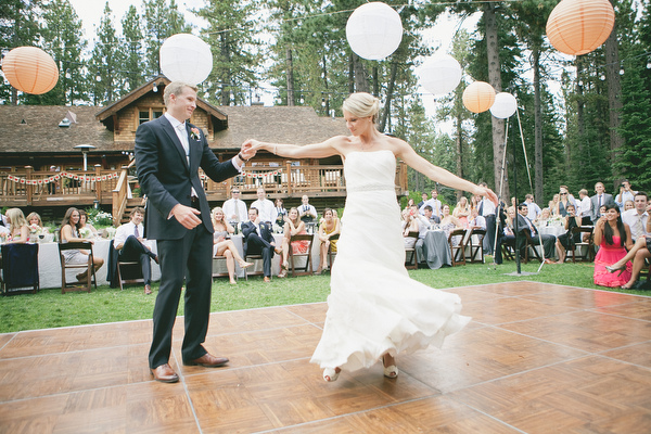 Lake Tahoe Wedding By One Love Photography