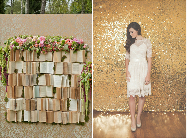 9 Photo Booth Backdrop Ideas | Lake Tahoe Wedding Tips
