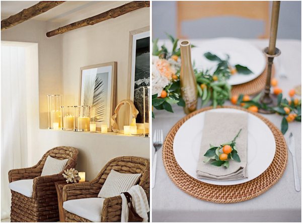 Beach House Chic Wedding Inspiration 5