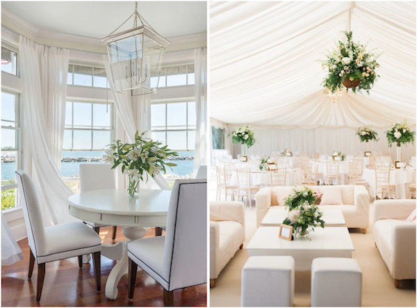 Beach House Chic Wedding Inspiration 1
