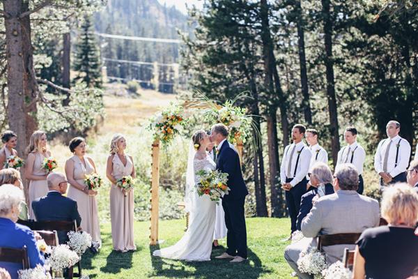 Sugar Bowl Ski Resort Wedding 19