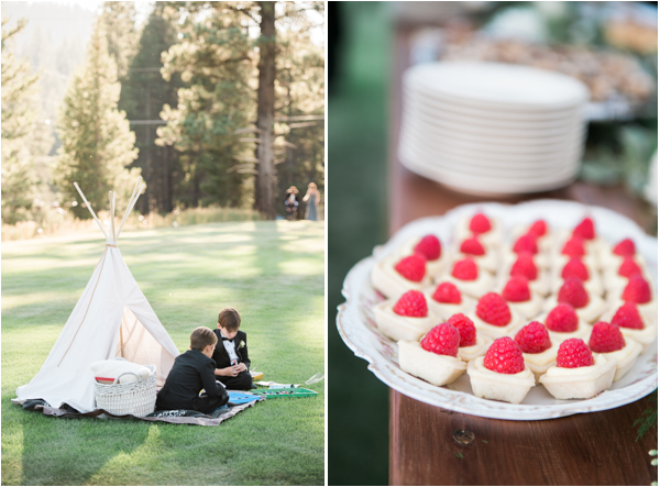 wedding teepee ideas