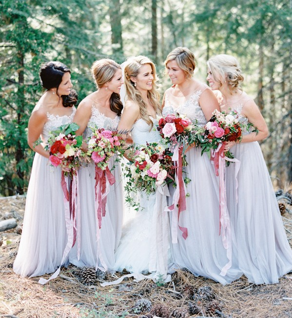 Lake Wedding Ideas: Ideas For Proposing To Your Bridesmaids