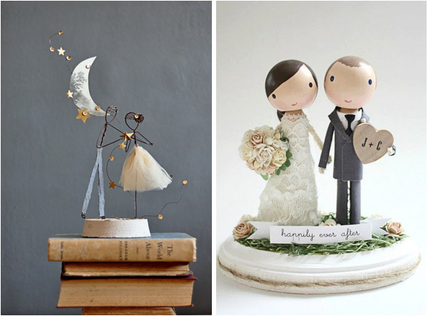 quirky wedding cake toppers and unique wedding cake topper ideas lake tahoe 18947