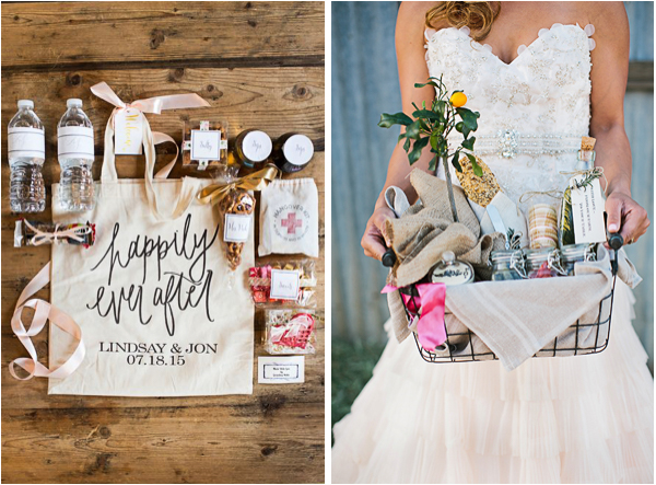 Welcome Basket Ideas for Your Lake Tahoe Destination Wedding ...