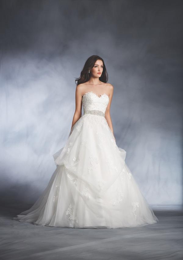 Alfred Angelo Unveils 2017 Disney Fairy Tale Weddings Bridal ...