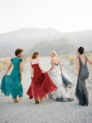 Wedding dresses in South Lake Tahoe