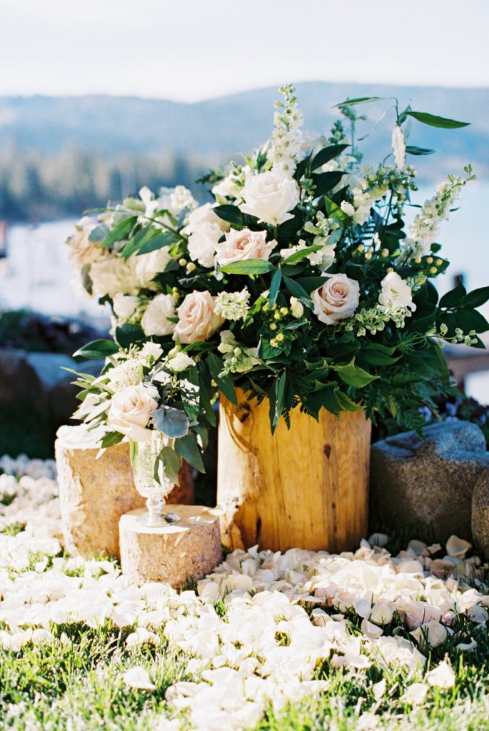 Private Estate Tahoe Wedding From Elise Events West