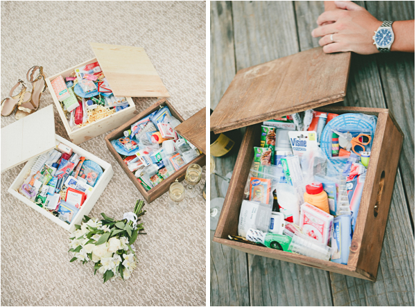 Diy Emergency Kits For Your Lake Tahoe Wedding