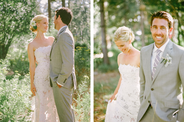 Lake Tahoe Wedding at Gatekeeper's Museum