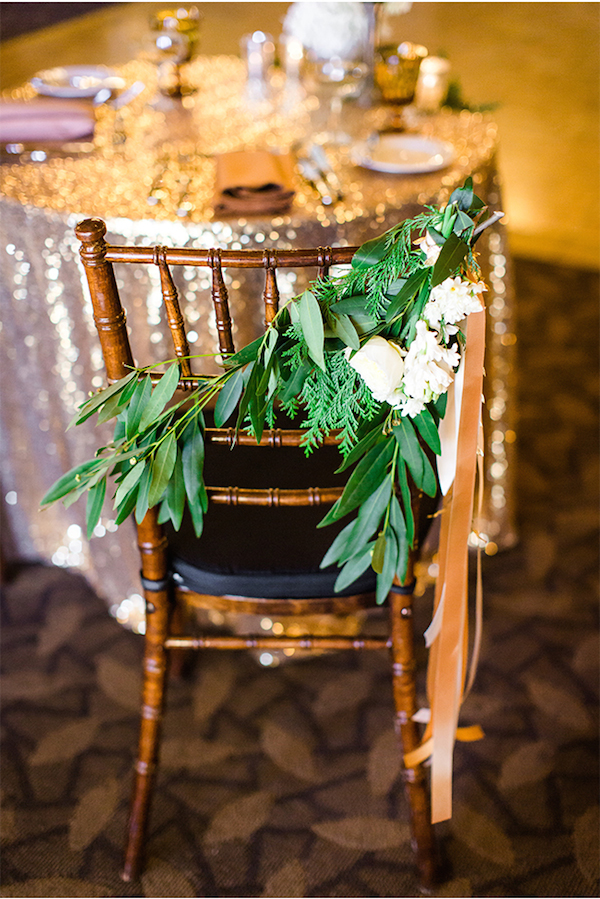tahoe wedding chair