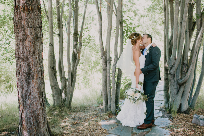 Lake Tahoe Wedding First Look