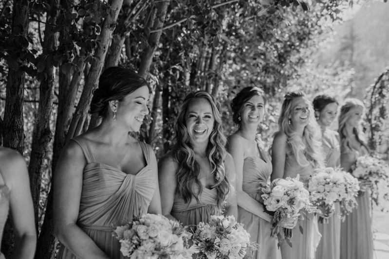Lake Tahoe Bridesmaids