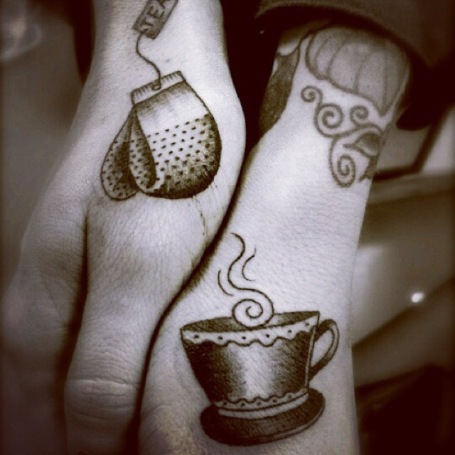 Best Couple Tattoos Photography