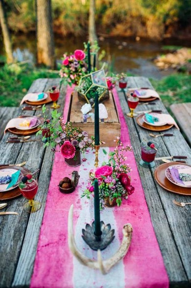 Creative Table Decoration