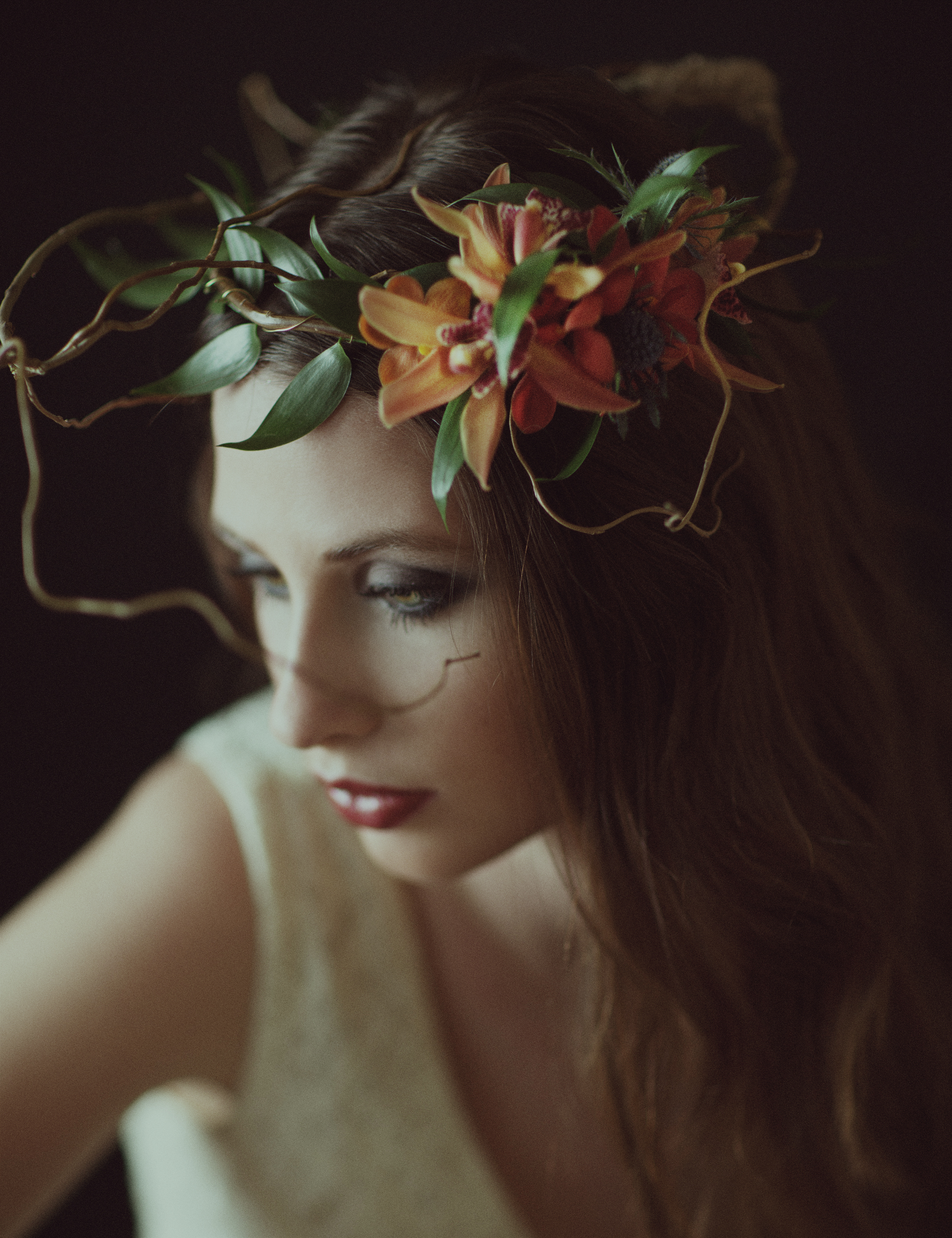 5 Inspiring Flower Crowns For The Untraditional Bride Maui Wedding