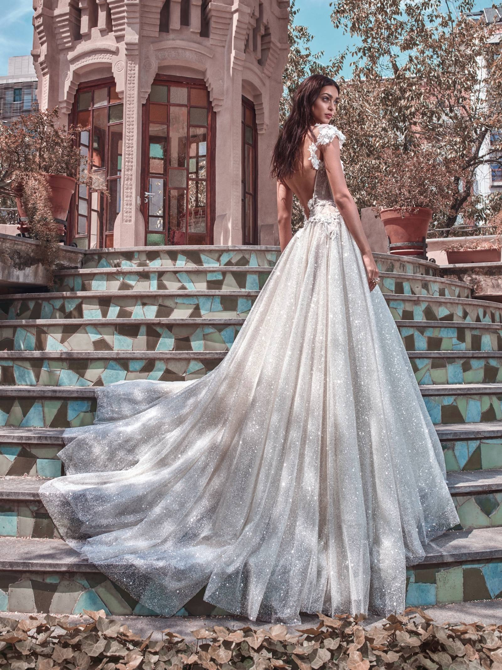 The Most Gorgeous Victorian Inspired Gowns from Galia Lahav