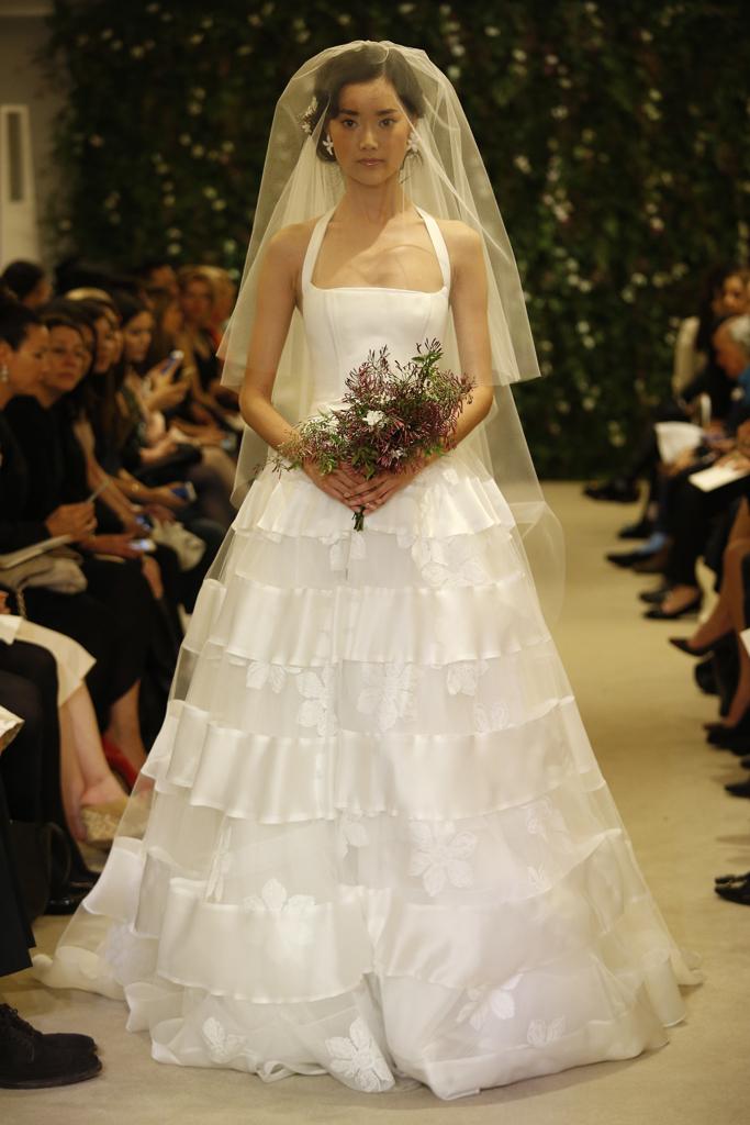 Wedding Gown Trend Alert: Florals