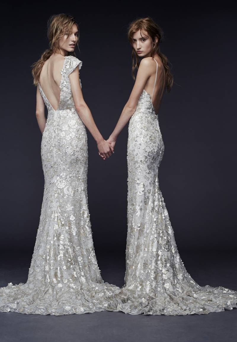 Gorgeous & Edgy: Vera Wang Wedding Gowns | United States