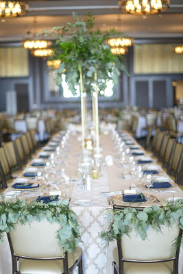 Wedding head table alternatives