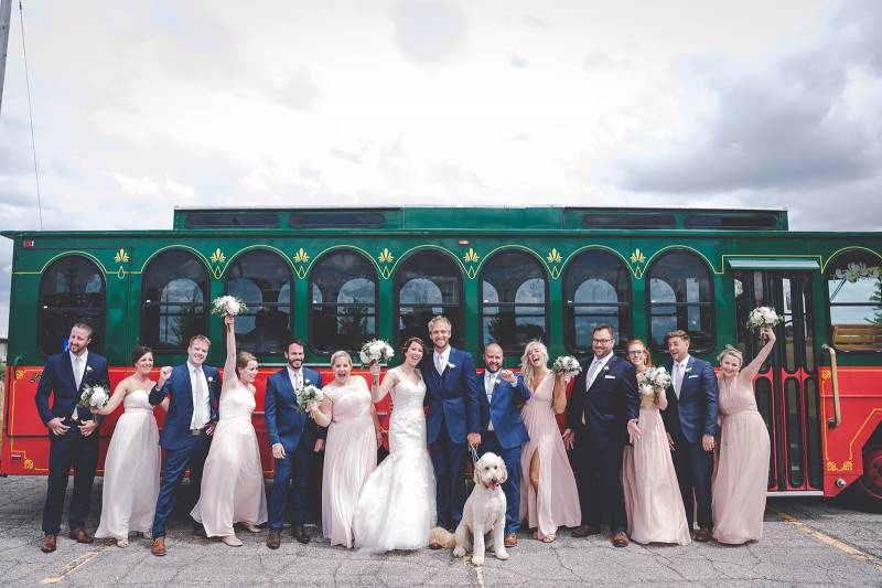 Whether You Re Having Your Ceremony And Reception In Two Diffe Locations Or Wedding A More Remote Area Where There Are No Nearby Hotels