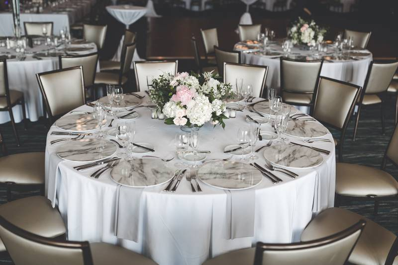 4 Pretty Napkin Folds For Your Wedding Tables Madison