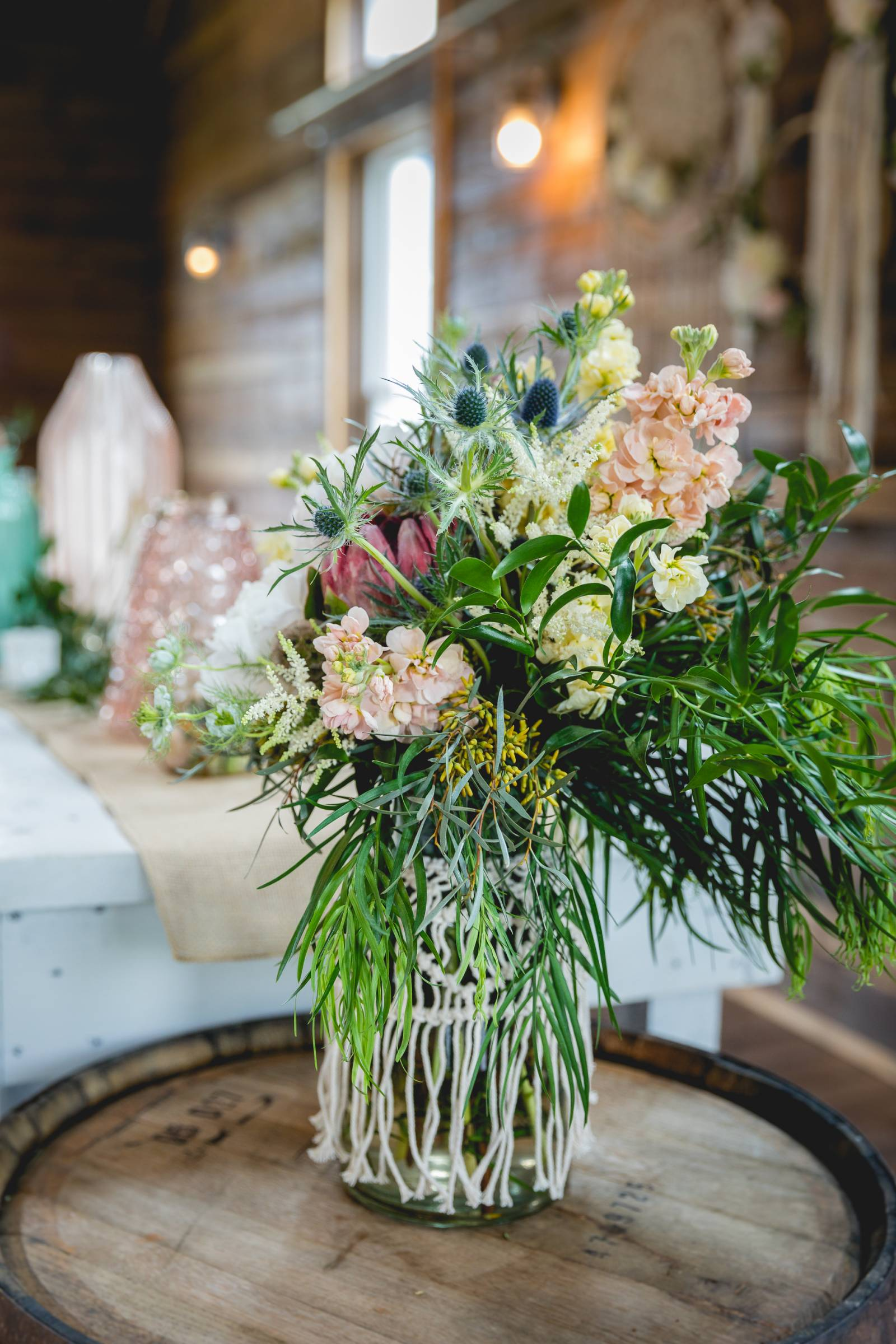 madison wedding florist
